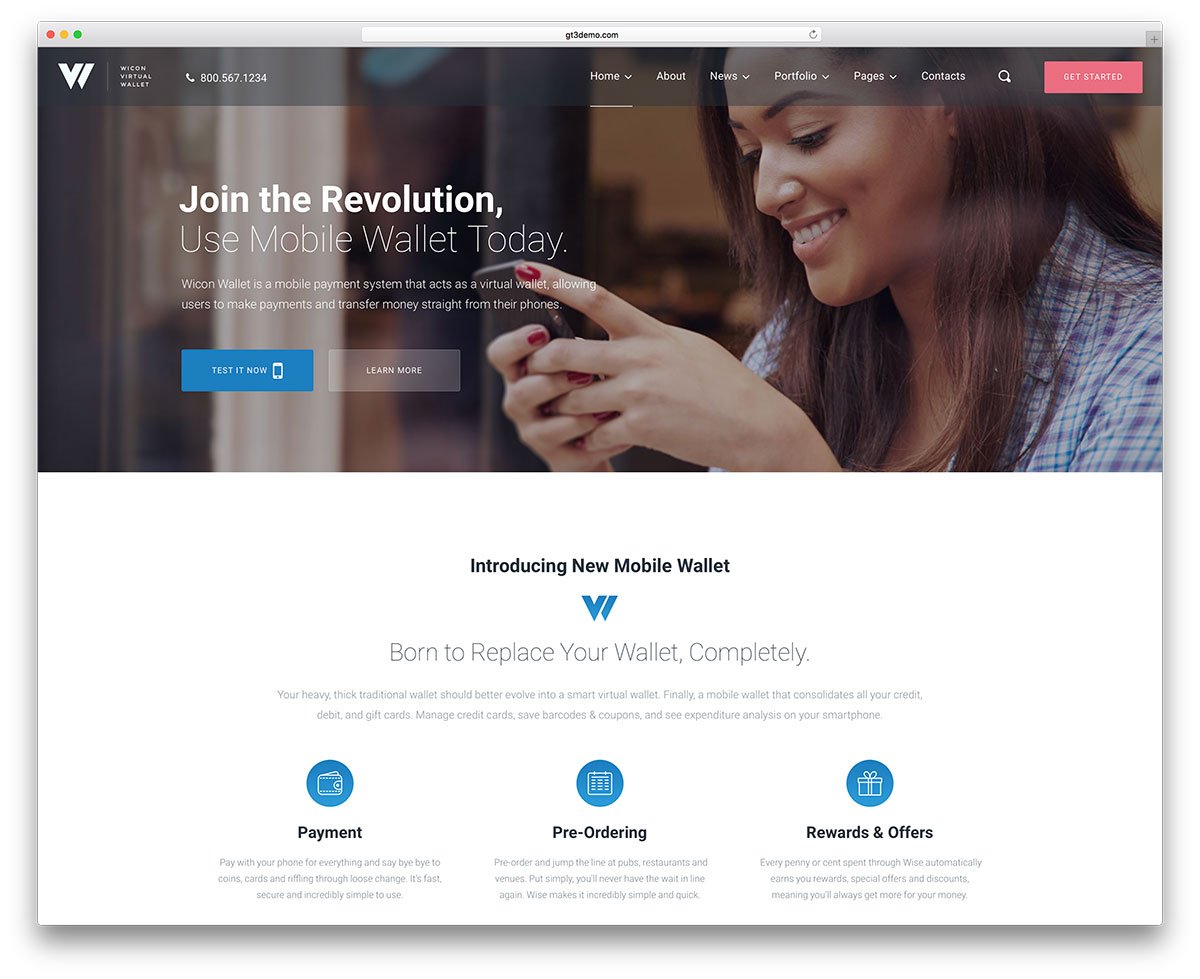 Build Your Empire: 30 Best WordPress Themes For Business And Services