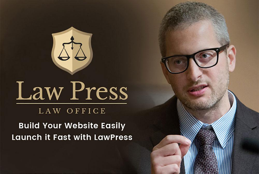 LawPress - Law Agency WordPress Theme