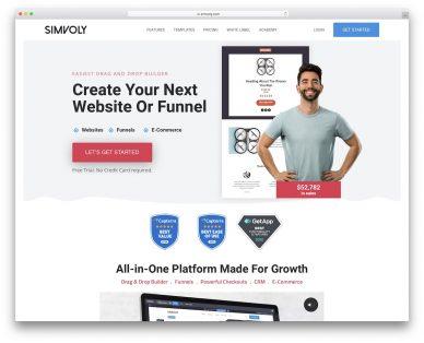 Business Website Builders