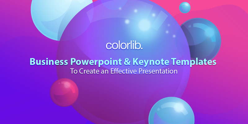 25+ Business Powerpoint & Keynote Templates To Create An Effective Presentation