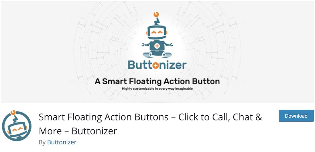 buttonizer wordpress call to action plugin