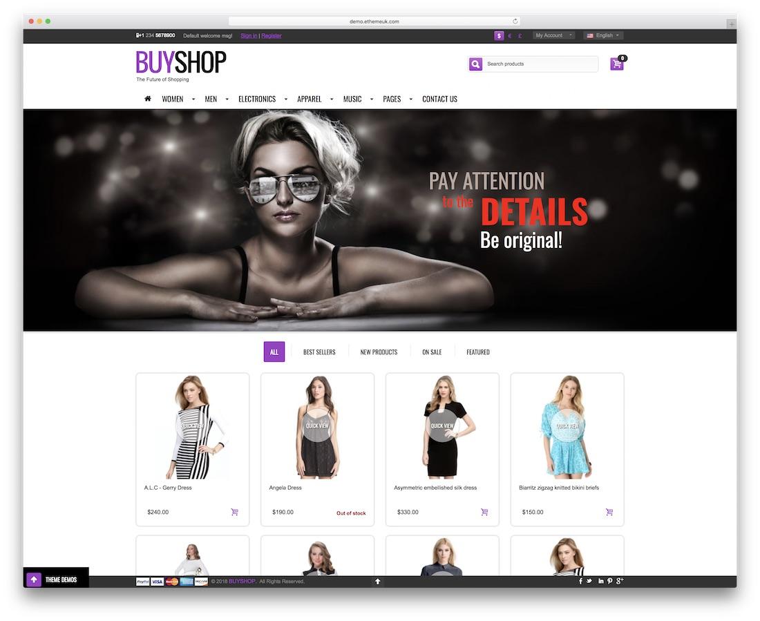 buyshop cs-cart template