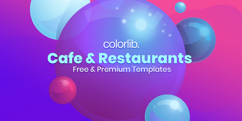 15+ Free & Premium Cafe, Restaurant Website Templates