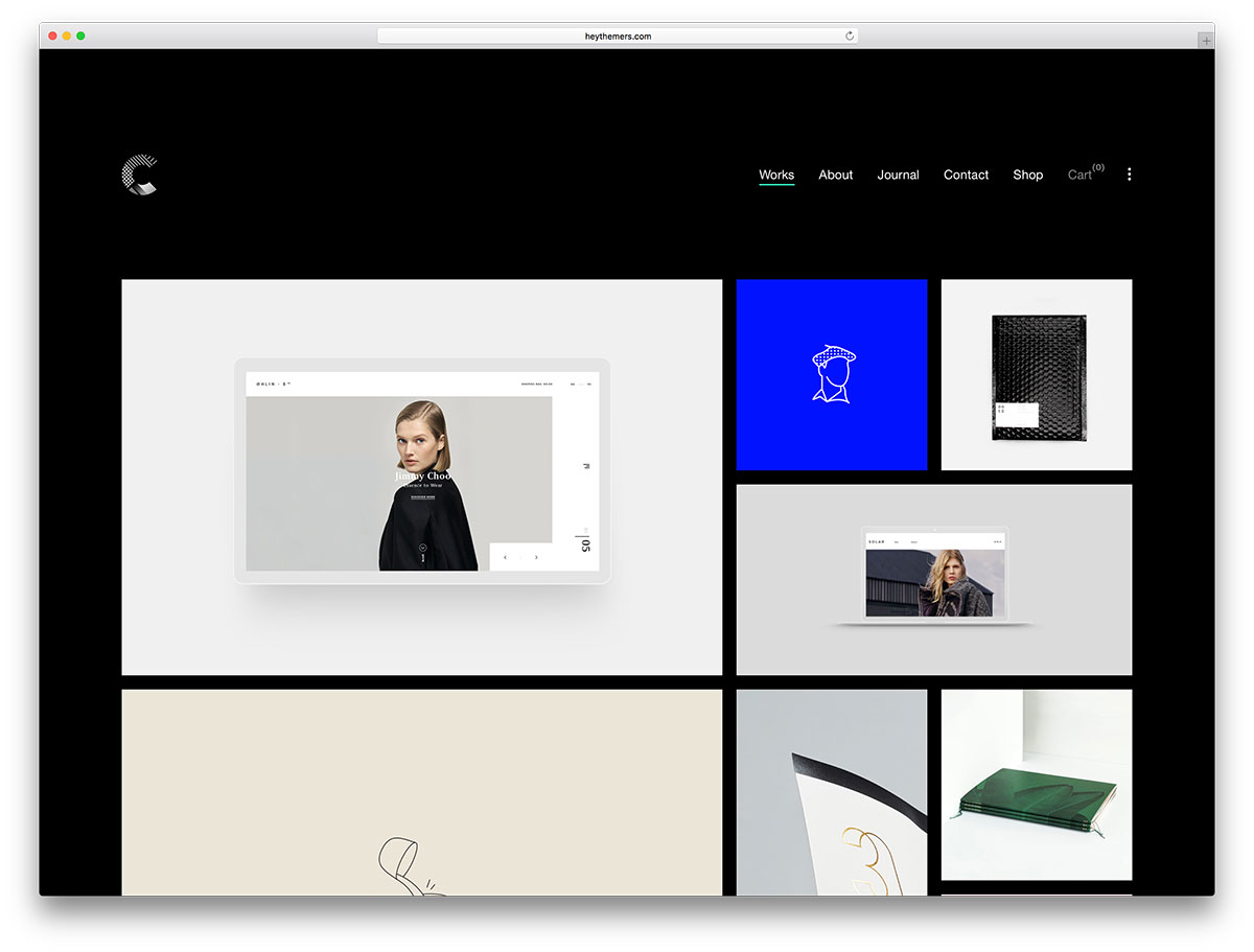 20 Marvelous Websites Using Calafate Theme