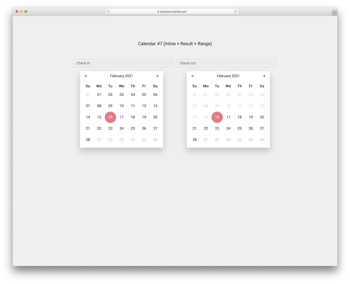calendar 18