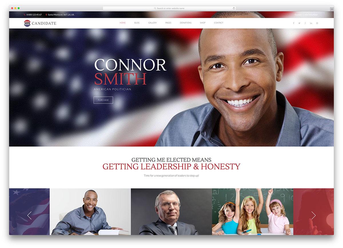 candidate-modern-political-wordpress-theme
