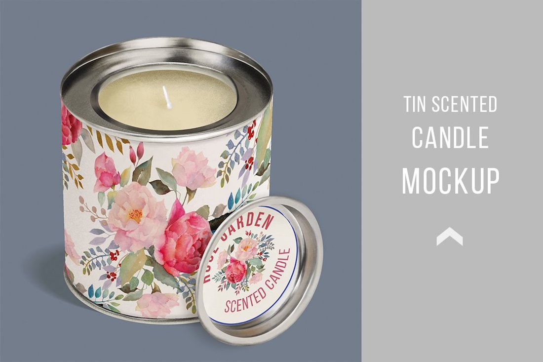 36 Photo Realistic Candle Mockups 2021 Colorlib