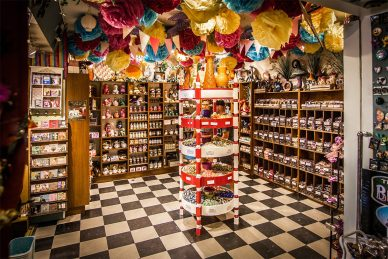 Candy Shop WordPress Themes