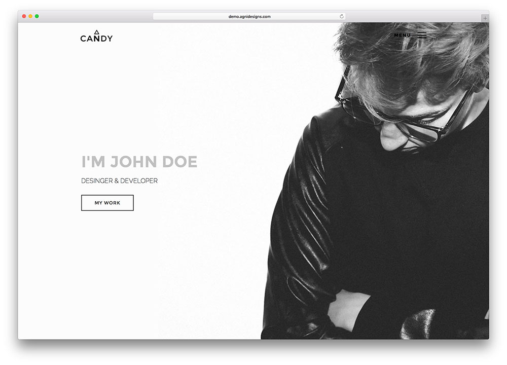 22 Beautiful & Simple HTML5 Website Templates 2017 - Colorlib