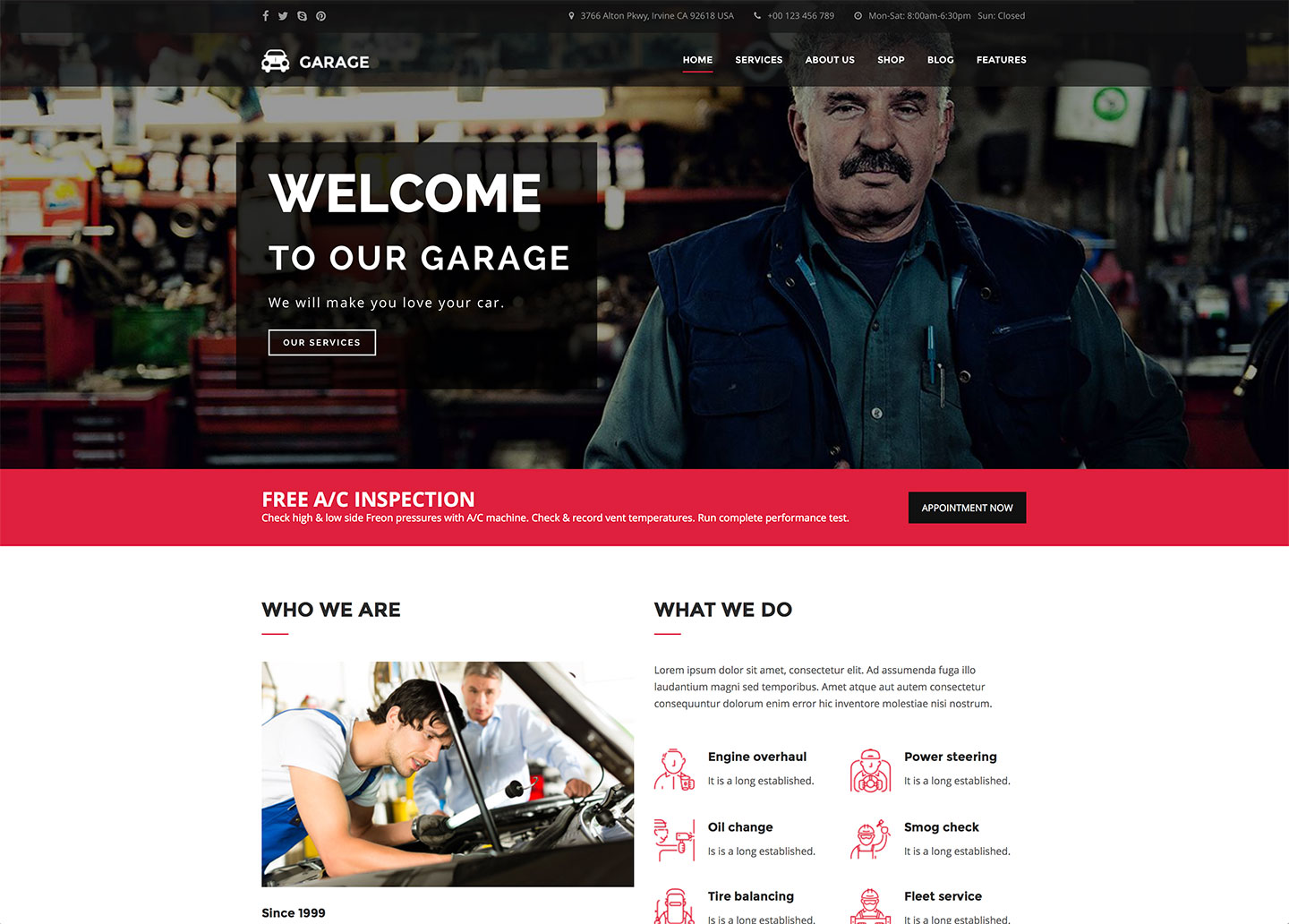 Responsive Car Dealer WordPress Themes For Automotive Websites 2020