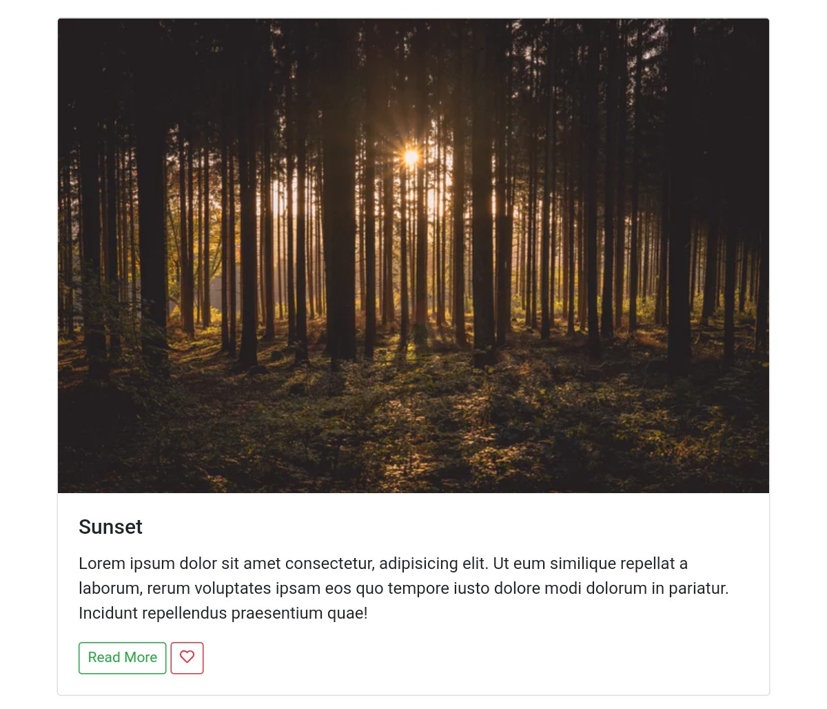 20 Free Bootstrap Cards Examples 2019 Colorlib