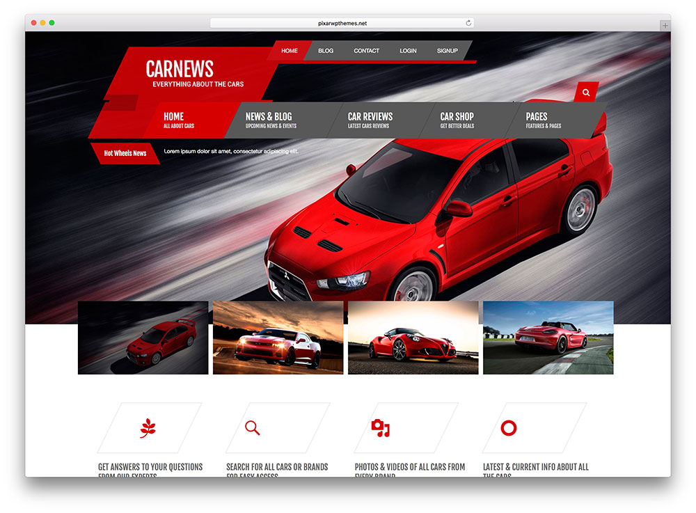 carnews-multipurpose-magazine-theme
