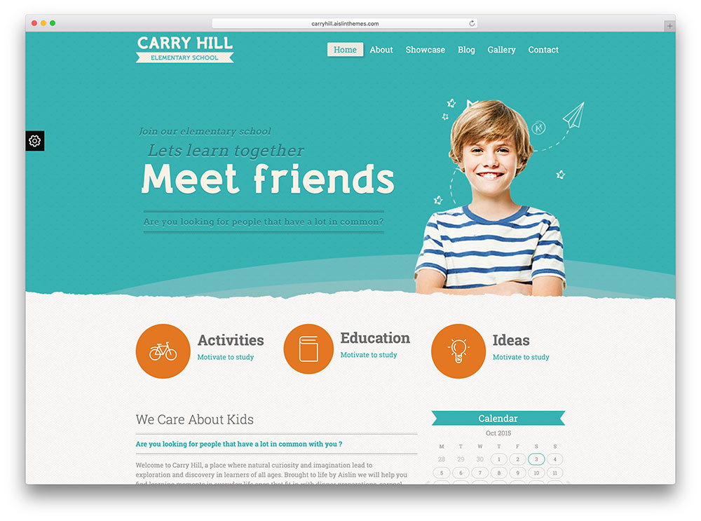 Kids WordPress Themes