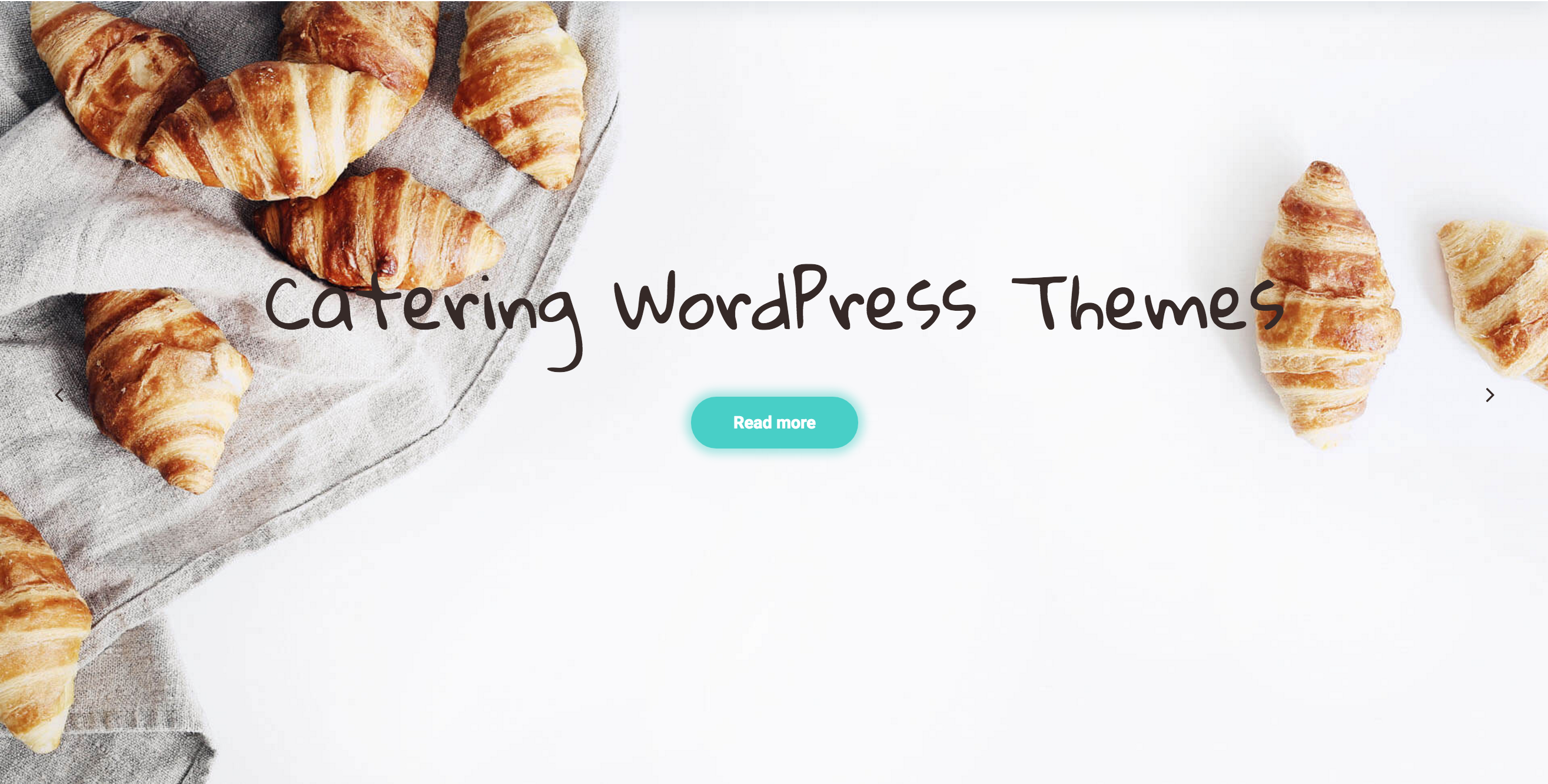 20 Catering WordPress Themes For Your Yummy Websites 2017