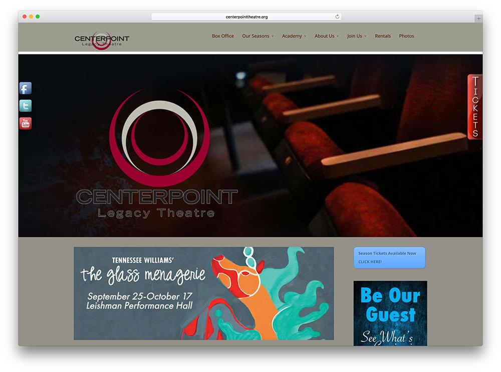 centerpointtheatre-theatre-website-divi-example