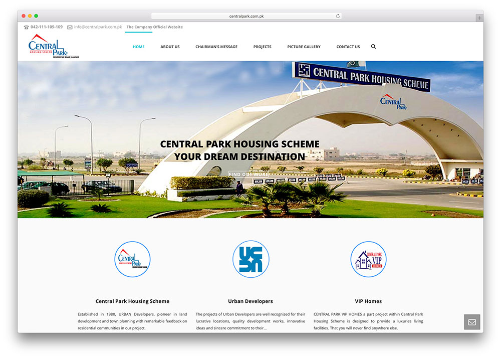 centralpark-housing-site-using-jupiter-theme