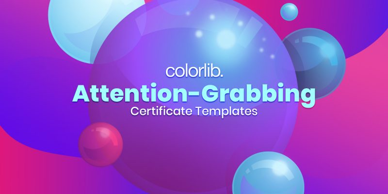 How To Make People Feel Appreciated With 28 Attention-Grabbing Certificate Templates
