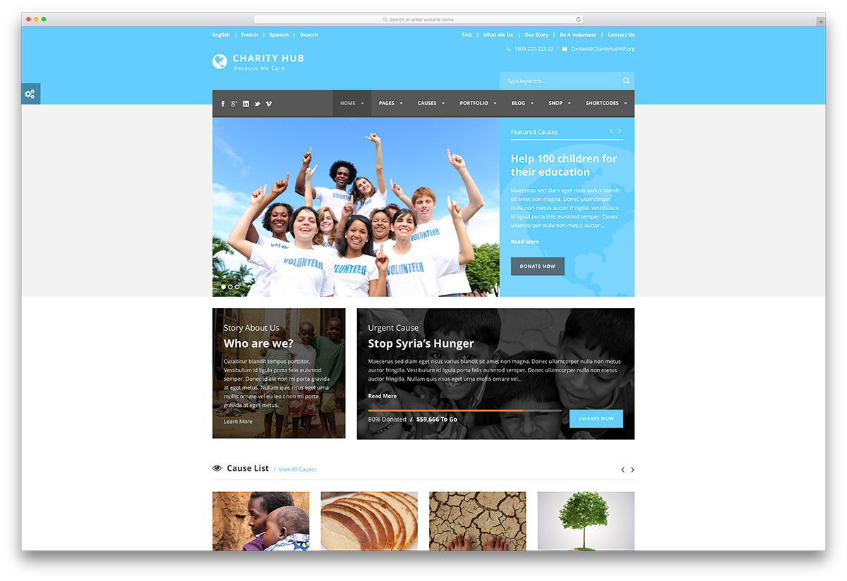 charityhub-popular-non-profit-wordpress-template