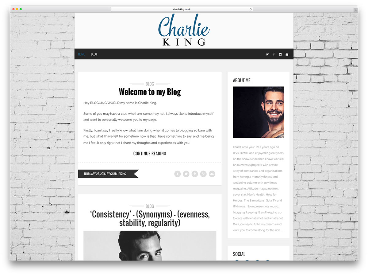 charlieking-fashion-blogger-wordpress-site-example