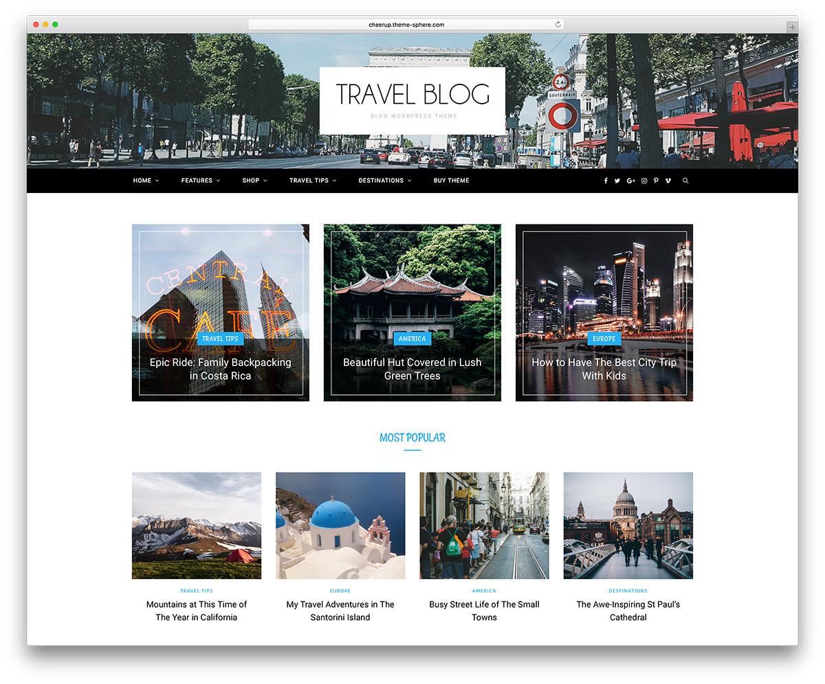 cheerup-minimal-travel-blog-template