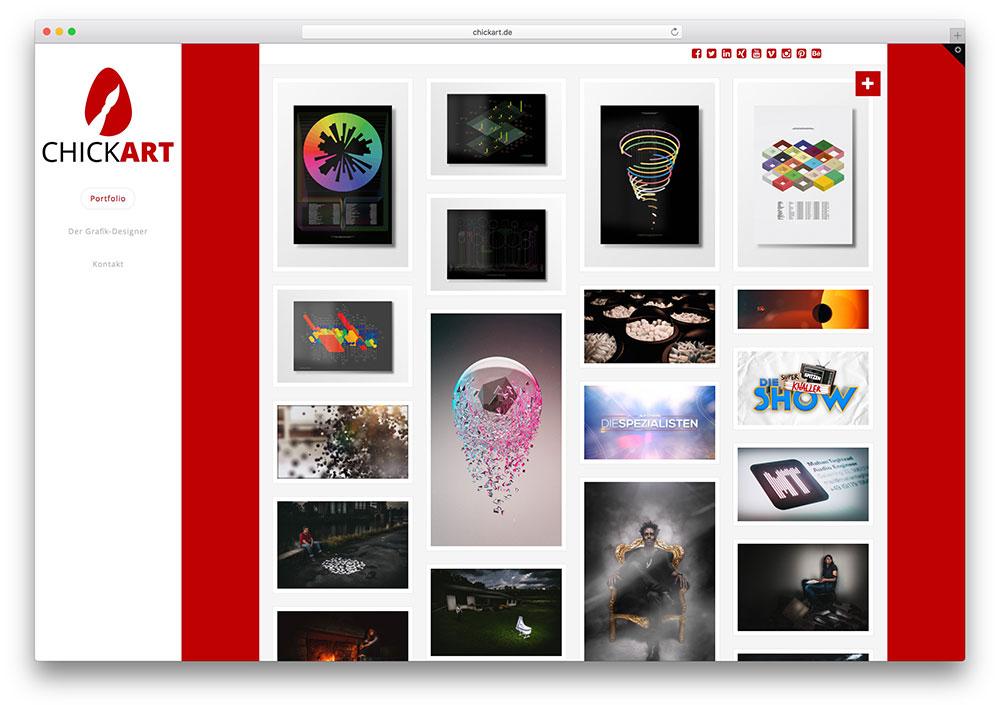 chickart-portfolio-site-using-x-wordpress-theme