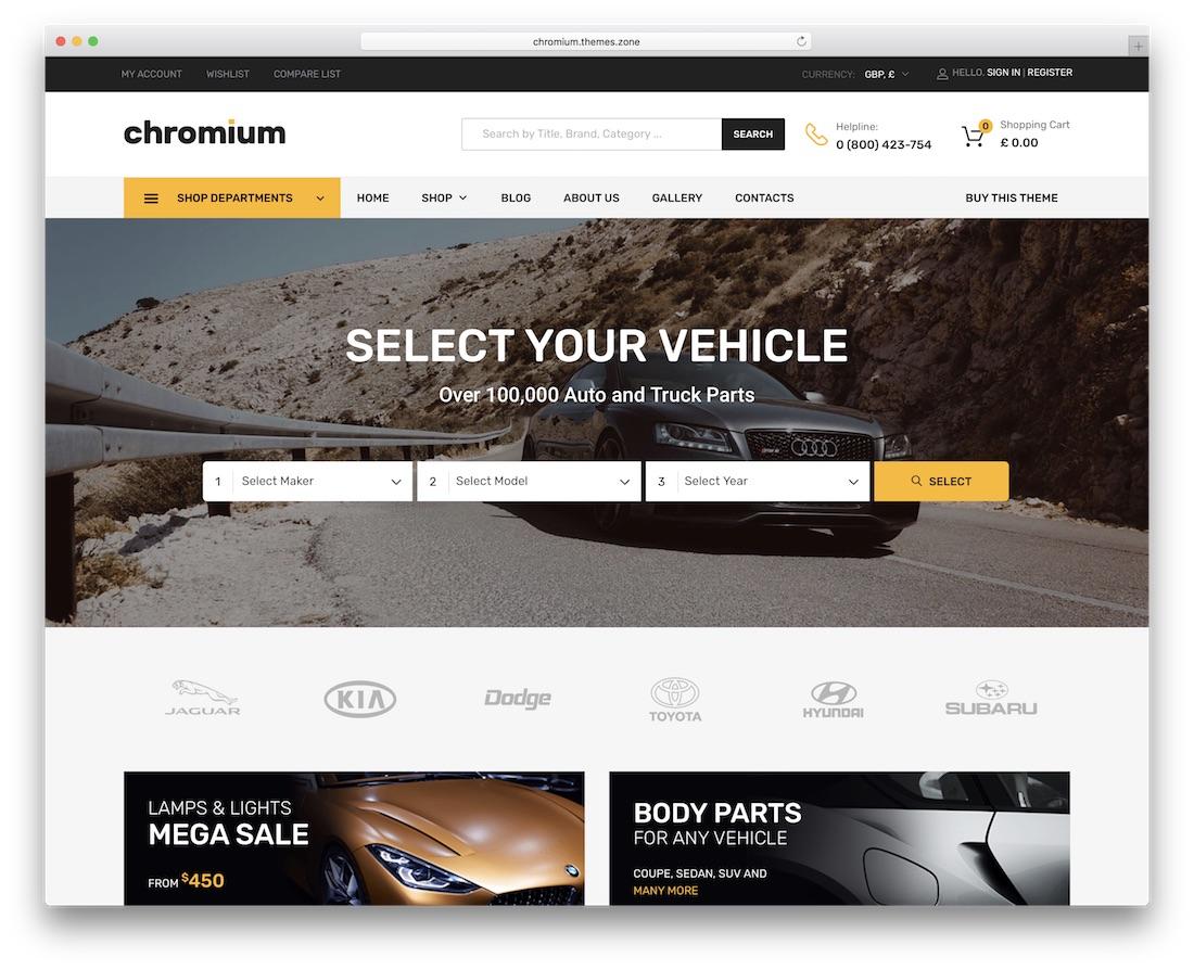 chromium wpml compatible wordpress theme