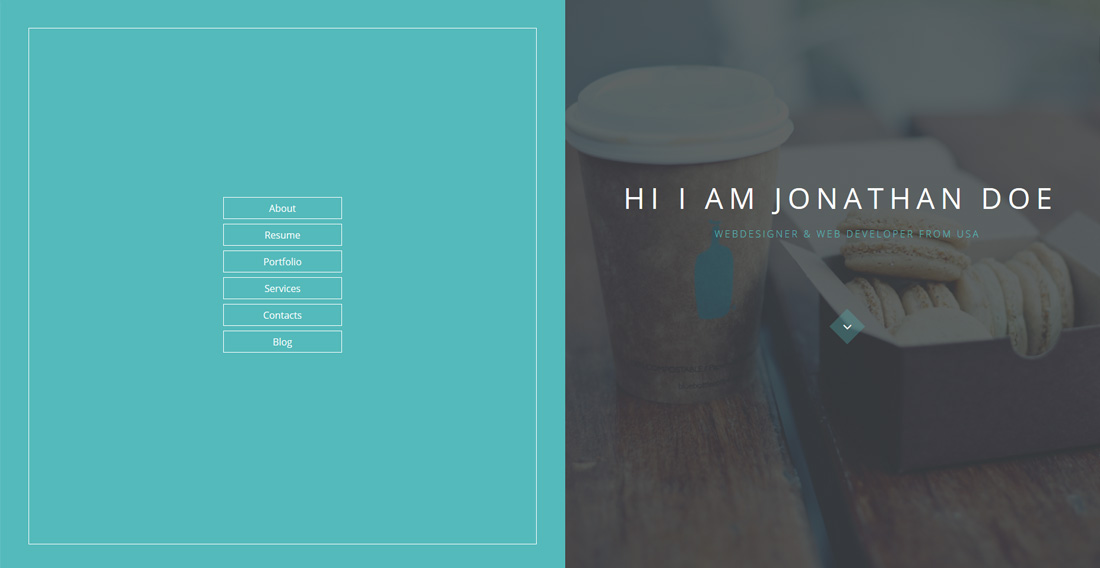 chulan-bootstrap-personal-website-templates