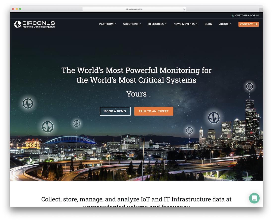 circonus monitoring tool