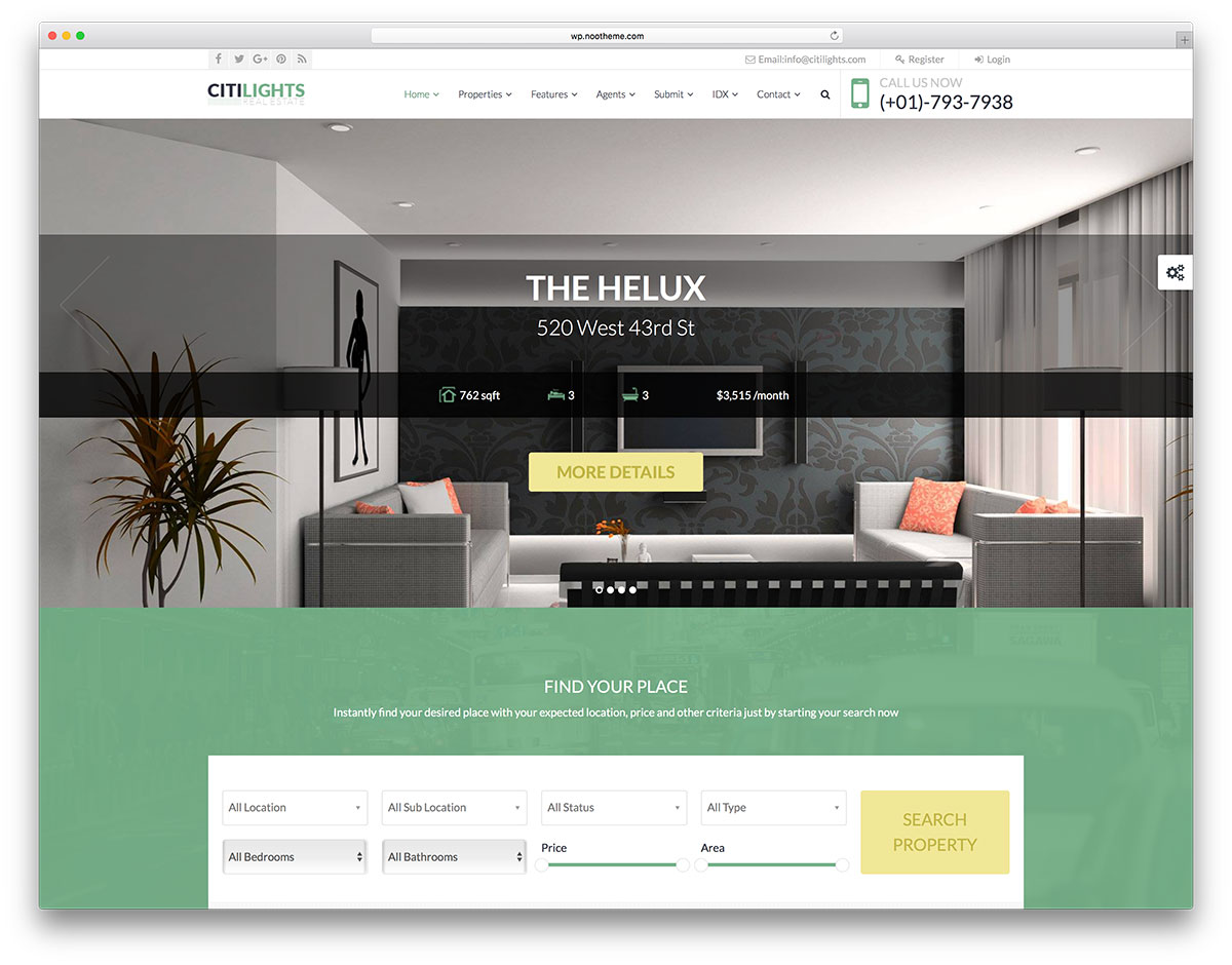 citilights-beautiful-real-estate-website-template
