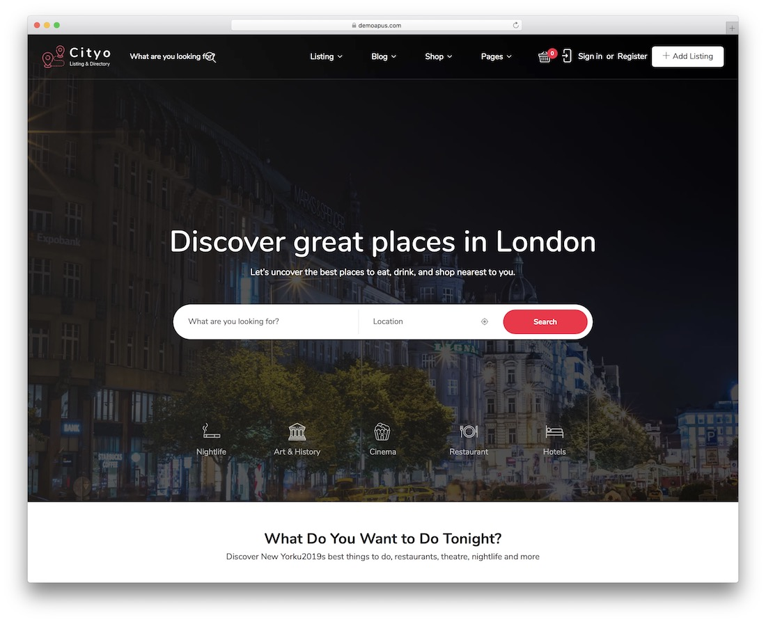 30+ Best Directory WordPress Themes 2019 - colorlib