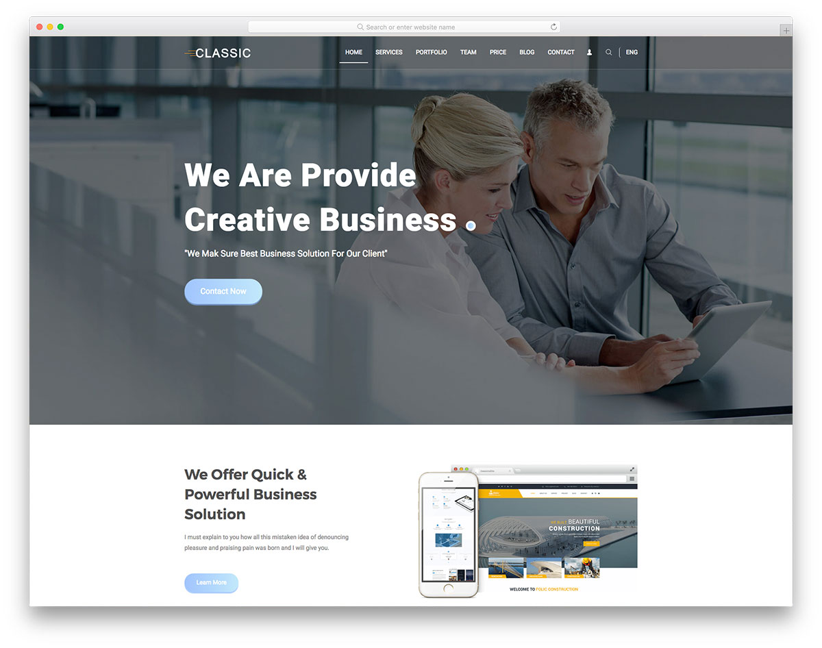 Best Free Premium Membership Website Templates Colorlib - Membership website templates free