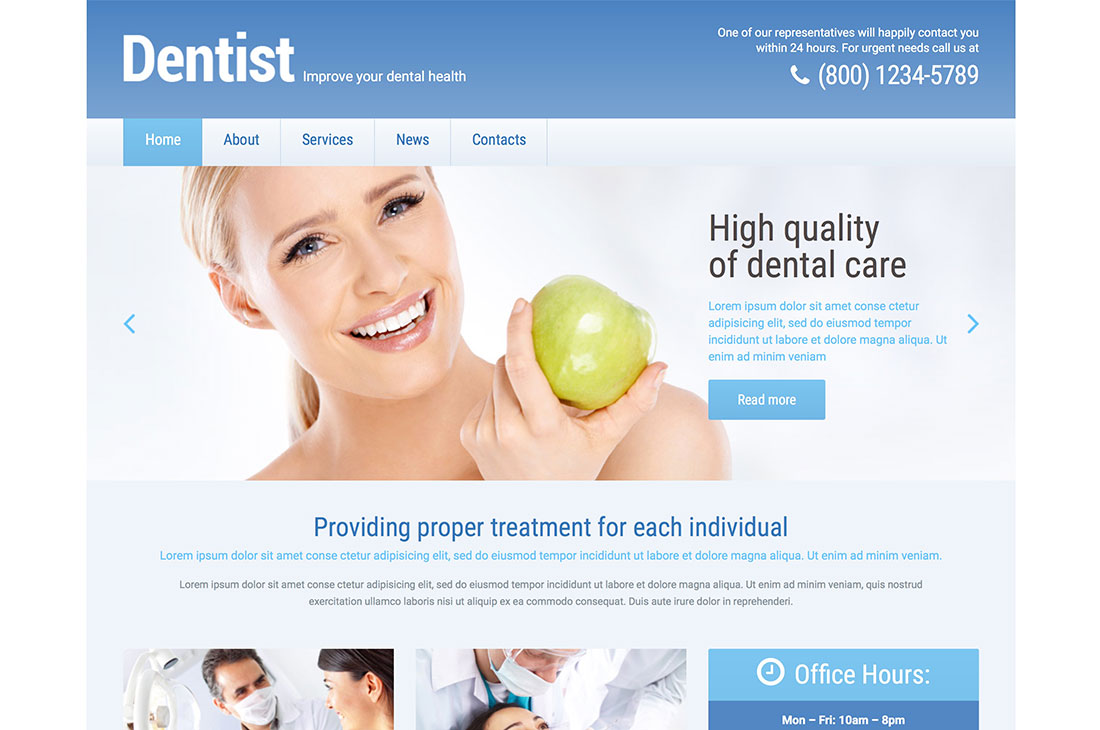 15 Best Medical WordPress Themes For Dentists, Hospitals, Rehabilitation Centers & More