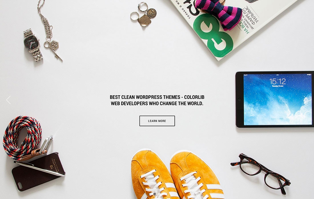 15 Best Clean WordPress Themes For Agency, Portfolio, Blog and Corporate Websites 2014