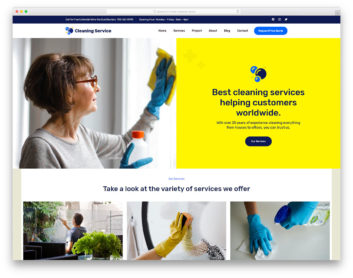 Cleaningservice Colorlib Template