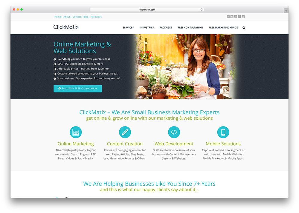 clickmatix-online-marketing-site-using-jupiter-theme