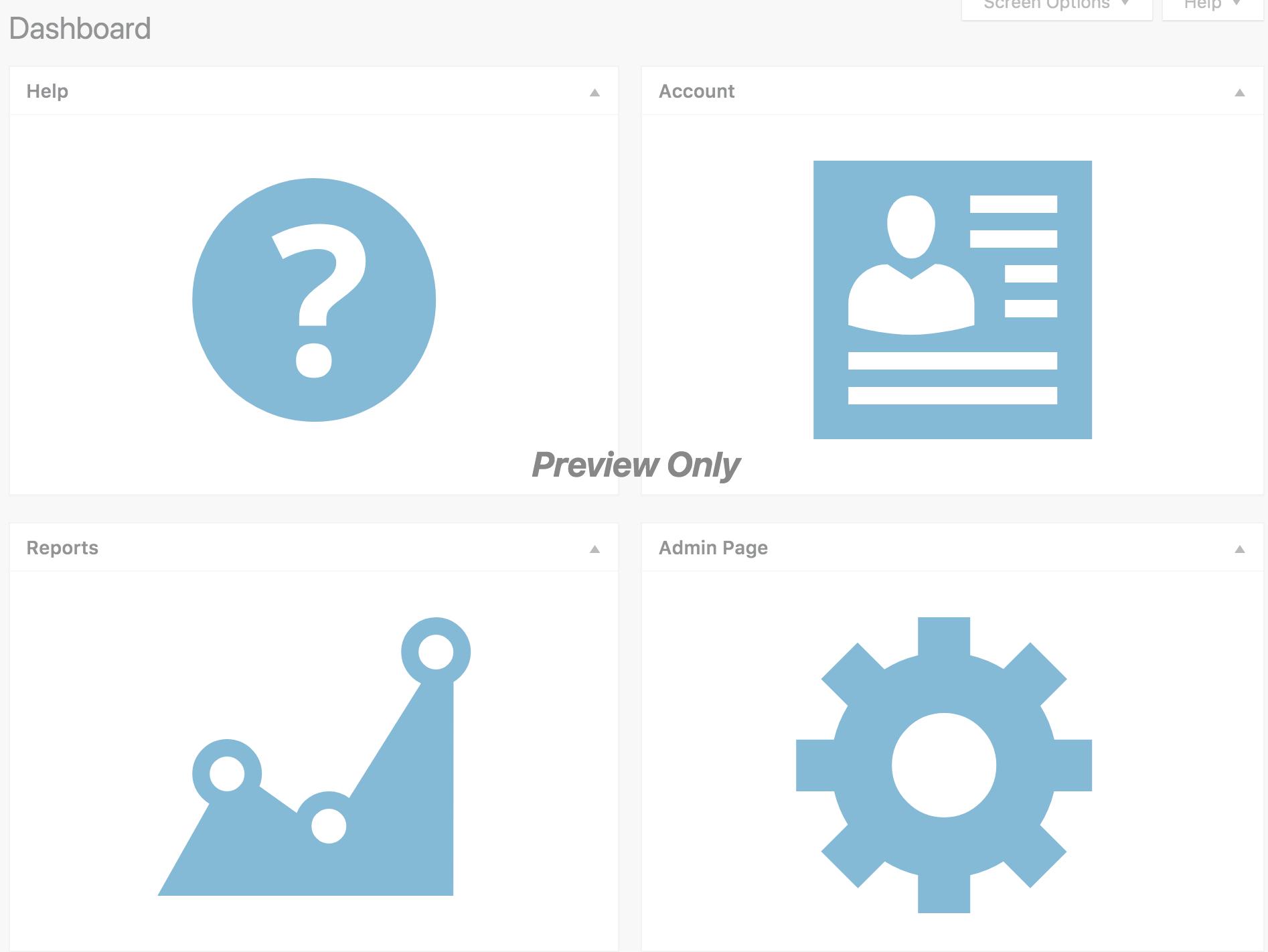Premium-looking WordPress Client Portal Plugin