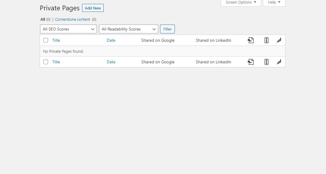 Simple WordPress Client Portal Plugin