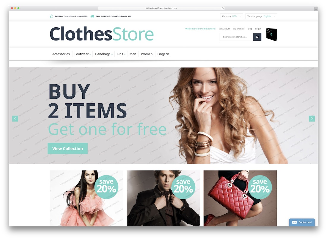 17 free magento templates for your ecommerce sites 2018 colorlib clothes store magento template maxwellsz