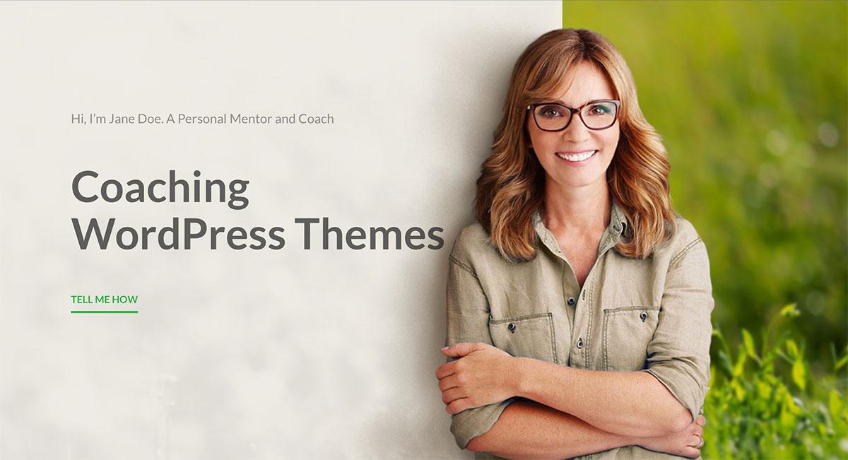23 Best Coaching WordPress Themes For Coaching & Mentoring 2020