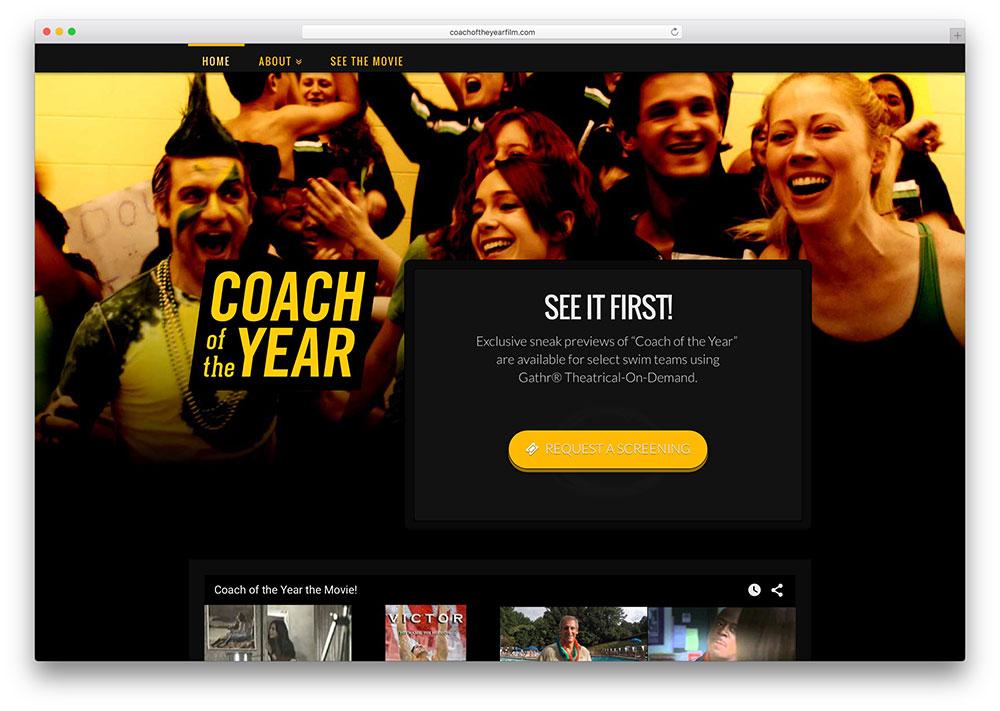 coachoftheyearfilm-movie-marketing-site-using-x-theme