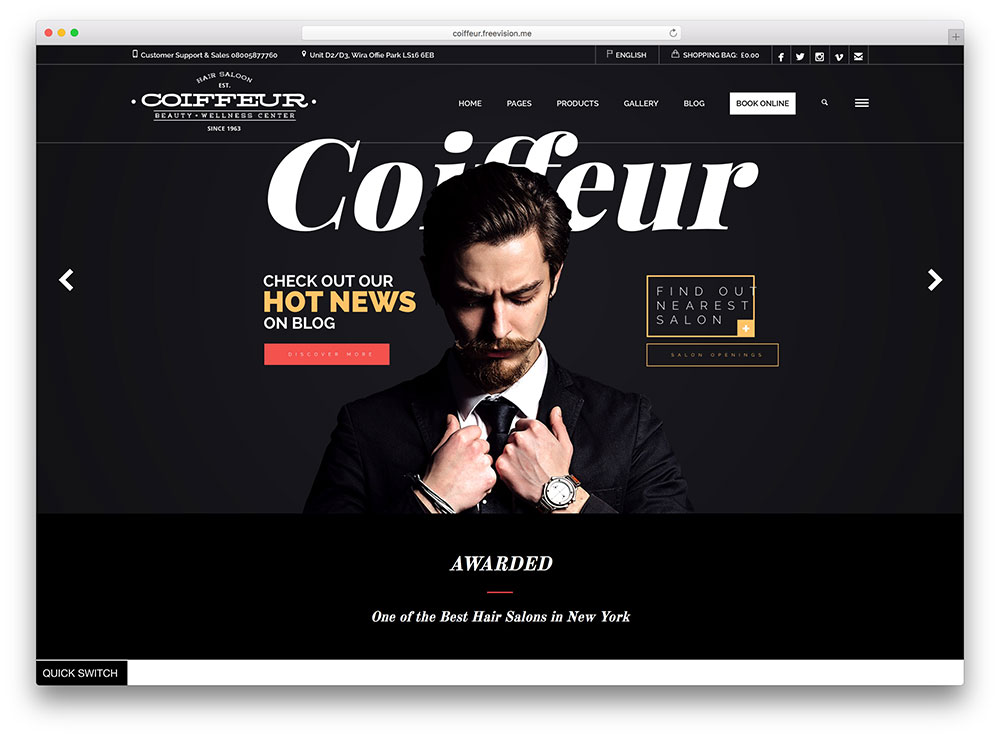 coiffeur-hair-salon-barber-wordpress-theme