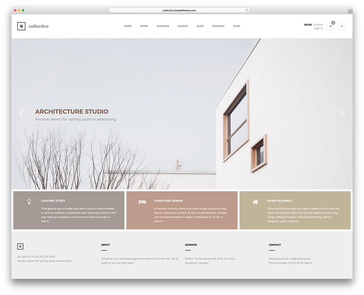 collective-clean-wordpress-achitect-theme