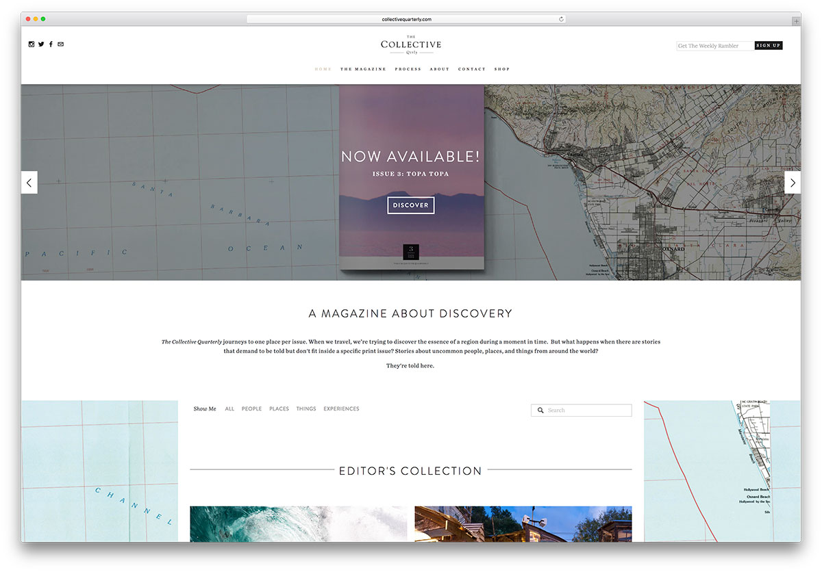 collectivequarterly-magazine-style-site-with-squarespace
