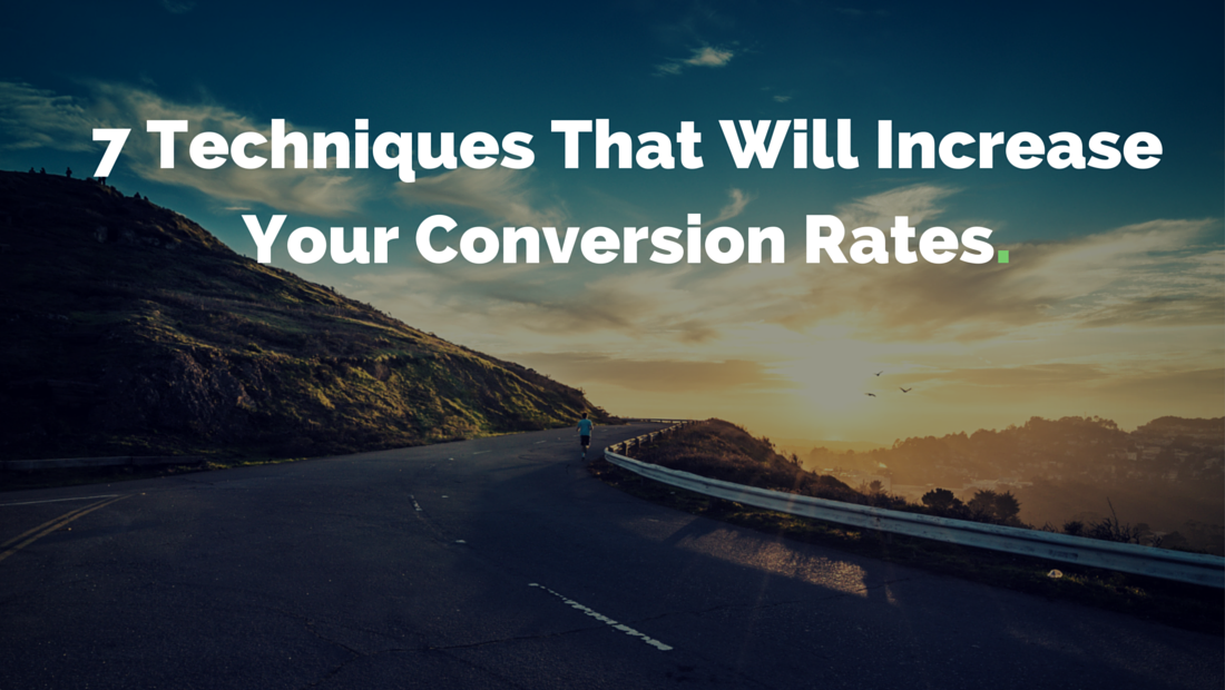 Increase Conversion Rates Of Your WP Themes: 7 Actionable Techniques