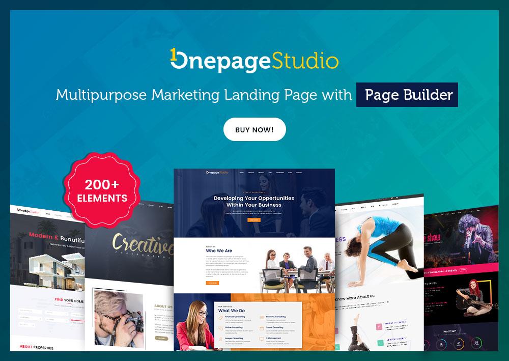 20 Best HTML5 Bootstrap Portfolio Website Templates 2018 - Colorlib