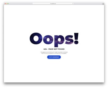 Colorlib Error 404 10