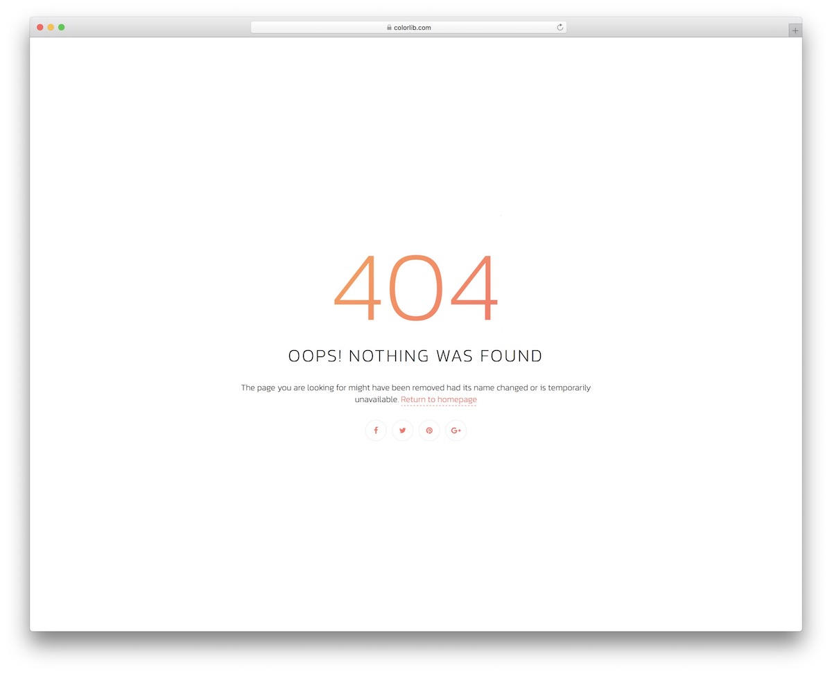 colorlib error 404 19