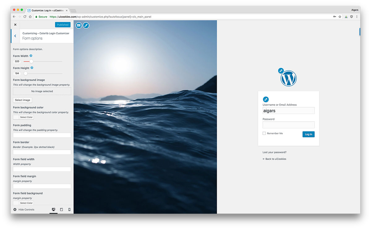 🌱 Ajax login form wordpress plugin | Ajax Login/Register