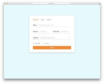Colorlib Search Form 17