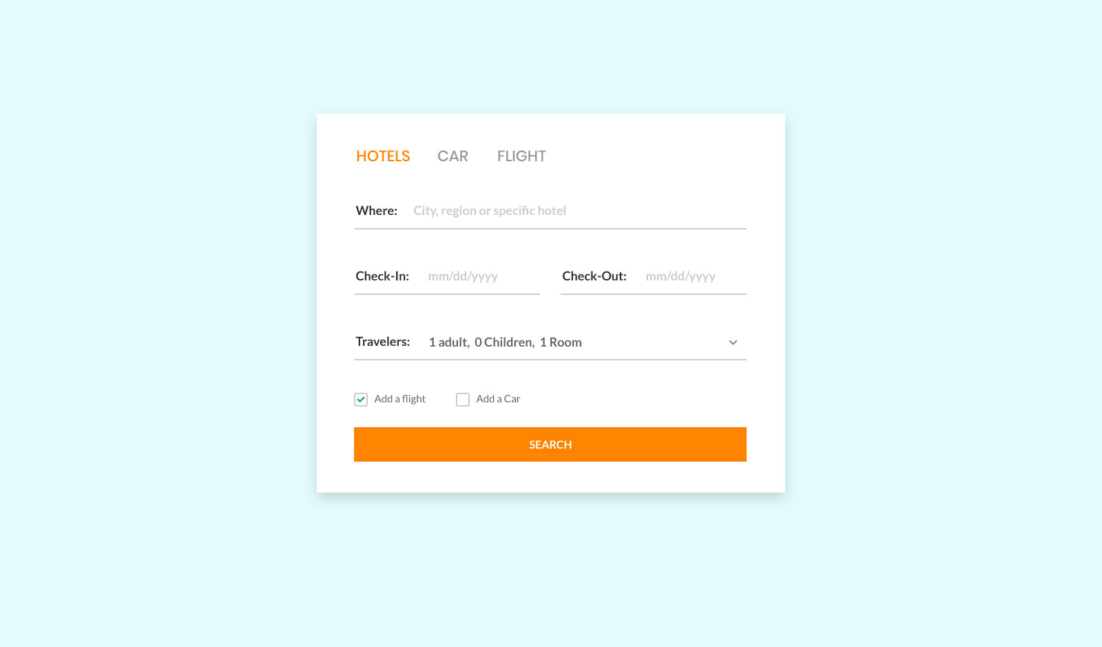 Top Free CSS3 & HTML5 Search Form Examples + Tutorials 2019